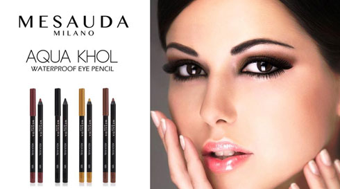 Mesauda Aqua Khol Waterproof Eye Pencil
