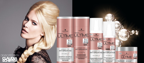 Schwarzkopf Essence Ultime Amber+ Oil Anti-Breakage