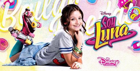 Disney Sol Luna