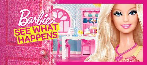 Markwins Barbie
