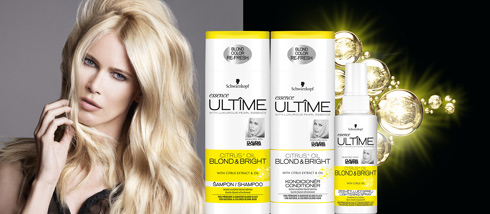 Schwarzkopf Essence Ultime Citrus+ Oil Blond & Bright