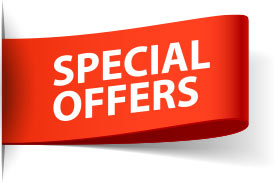 special offers for men