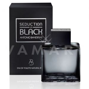 Antonio Banderas Seduction in Black Eau de Toilette 100ml мъжки без кутия