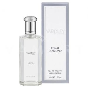 Yardley London Royal Diamond Eau de Toilette 50ml дамски