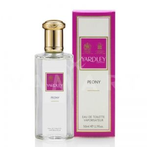 Yardley London Peony Eau de Toilette 50ml дамски без опаковка