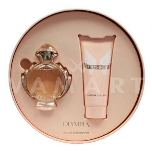 Paco Rabanne Olympea Eau de Parfum 50ml + Body Lotion 100ml дамски комплект