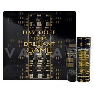 Davidoff The Brilliant Game Eau de Toilette 60ml + Shower Gel 75ml мъжки комплект