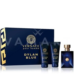 Versace Pour Homme Dylan Blue Eau de Toilette 50ml + Shower Gel 50ml + After Shave Balm 50ml мъжки комплект