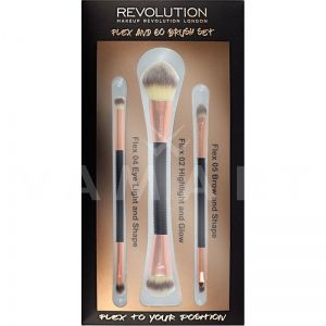 Makeup Revolution London Flex & Go Brush