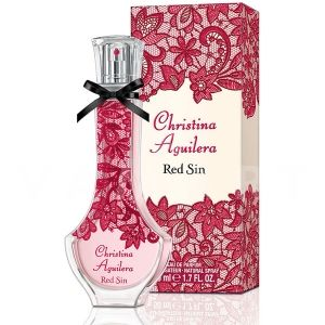 Christina Aguilera Red Sin Eau de Parfum 50ml дамски