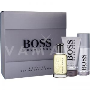 Hugo Boss Boss Bottled Eau de Toilette 100ml + Shower Gel 100ml + Deodorant Spray 150ml мъжки комплект