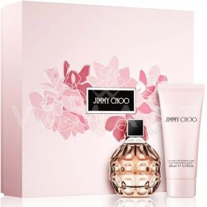 Jimmy Choo Eau de Parfum 60ml + Body Lotion 100ml дамски комплект