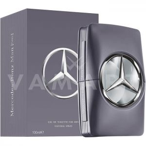 Mercedes Benz Man Grey Eau de Toilette 100ml мъжки