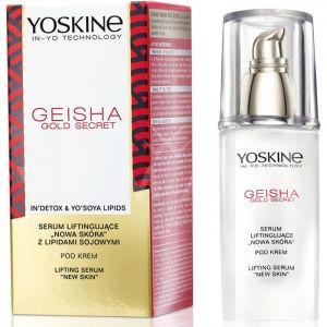 Yoskine Geisha Gold Secret Lifting Serum New Skin 30ml Лифтинг серум