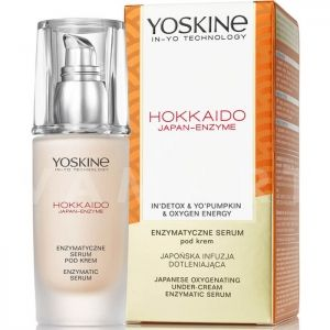 Yoskine Hokkaido Japan-Enzyme Oxygenatic Under-Cream Enzymatic Serum 30ml