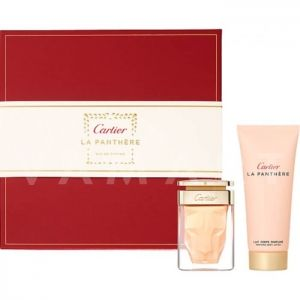 Cartier La Panthere Eau de Parfum 50ml + Shower gel 100ml
