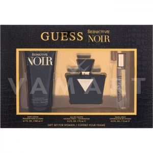 Guess Seductive Noir Women Eau de Toilette 75ml + Eau de Toilette 15ml + Body Lotion 200ml дамски комплект