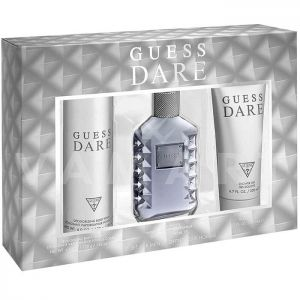 Guess Dare for Men Eau de Toilette 100ml + Shower Gel 200ml + Deodorant spray 226ml мъжки комплект