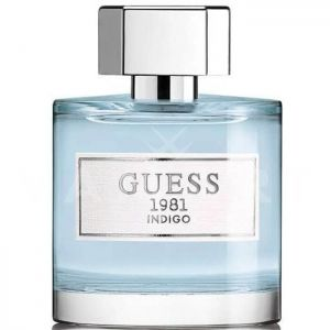 Guess 1981 Indigo For Women Eau de Toilette 50ml дамски без опаковка