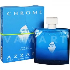 Azzaro Chrome Under The Pole Eau de Toilette 100ml мъжки без опаковка