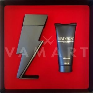 Carolina Herrera Bad Boy Le Parfum set