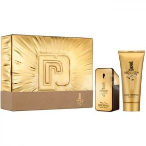 Paco Rabanne 1 Million Eau de Toilette 50ml + Shower Gel 100ml мъжки комплект
