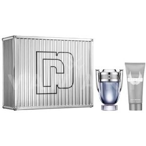 Paco Rabanne Invictus Eau de Toilette 50ml + All Over Shampoo 100ml мъжки комплект