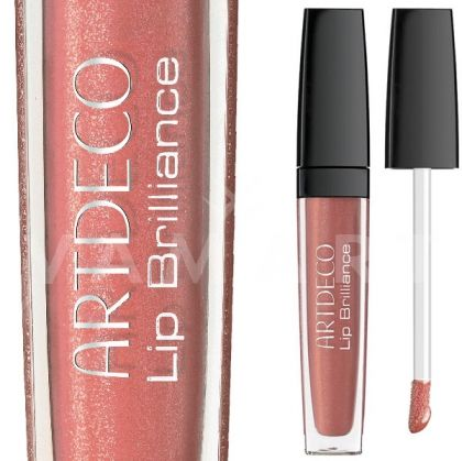 Artdeco Lip Brilliance Дълготраен Гланц за обемни устни 14 frozen rose