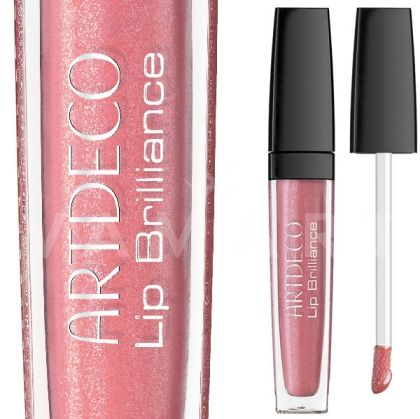 Artdeco Lip Brilliance Дълготраен Гланц за обемни устни 72 romantic pink