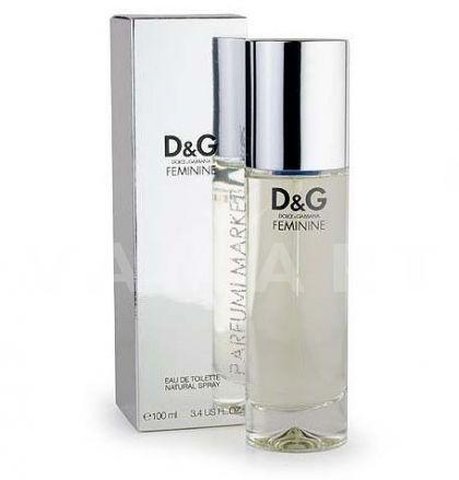 Dolce & Gabbana D&G Feminine Eau de Toilette 100ml дамски без кутия