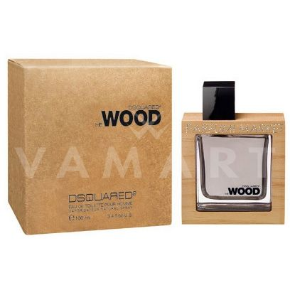 Dsquared2 He Wood Eau de Toilette 100ml мъжки