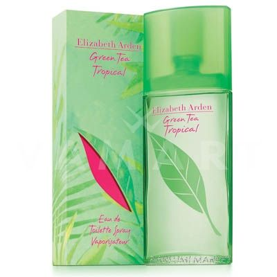 Elizabeth Arden Green Tea Tropical Eau de Toilette 100ml дамски