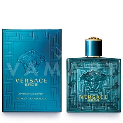 Versace Eros Aftershave Lotion 100ml