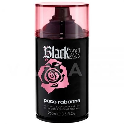 Paco Rabanne Black XS L'Exces for Her Body Spray 250ml дамски