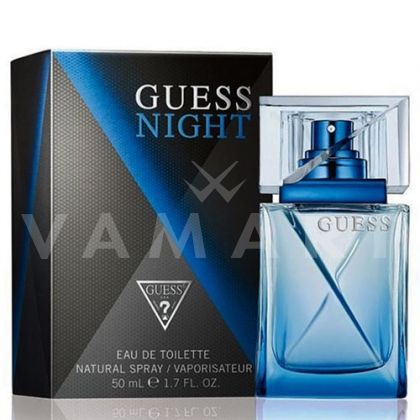 Guess Night Eau de Toilette 50ml мъжки