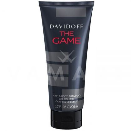 Davidoff The Game Shower Gel 150ml мъжки