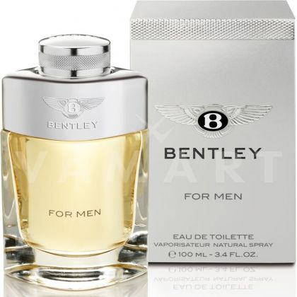 Bentley For Men Eau de Toilette 100ml мъжки без опаковка