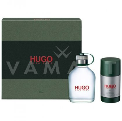 Hugo Boss Hugo Eau de Toilette 75ml + Deodorant Stick 75ml мъжки комплект