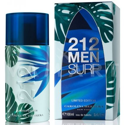 Carolina Herrera 212 Men Surf Eau de Toilette 100ml мъжки