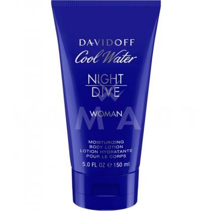 Davidoff Cool Water Night Dive Woman Body Lotion 150ml дамски