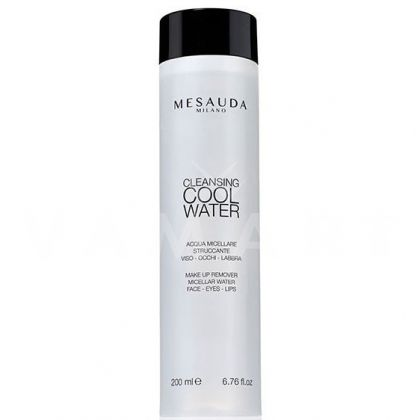 Mesauda Milano Skin Care Cleansing Cool Water Miccellar Cleansing Water Мицеларна вода