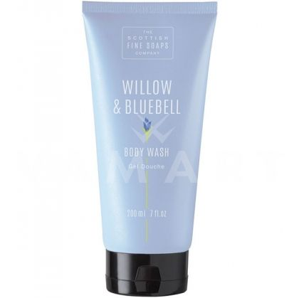 Scottish Fine Soaps Willow & Bluebell Body Wash 200ml душ гел