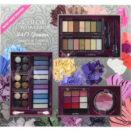 Markwins The Color Workshop 24/7 Glamour Козметичен комплект