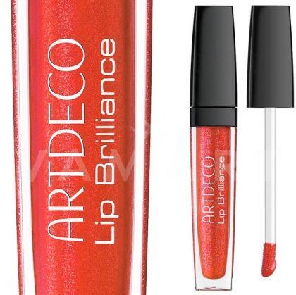 Artdeco Lip Brilliance Дълготраен Гланц за обемни устни 03 strawberry red