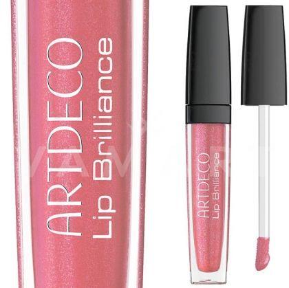 Artdeco Lip Brilliance Дълготраен Гланц за обемни устни 62 soft pink