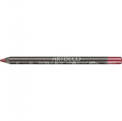 Artdeco Soft Lip Liner Waterproof Водоустойчив молив за устни 08 cadmium red