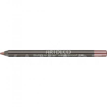 Artdeco Soft Lip Liner Waterproof Водоустойчив молив за устни 18 brown rose