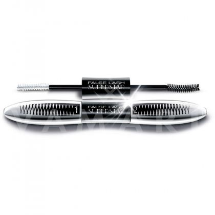 Спирала L'Oreal Paris False Lash Superstar Mascara Black 2 x 6.5 ml