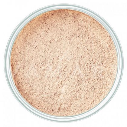 Artdeco Mineral Powder Foundation Пудра-фон дьо тен с минерали 2в1 3 soft ivory