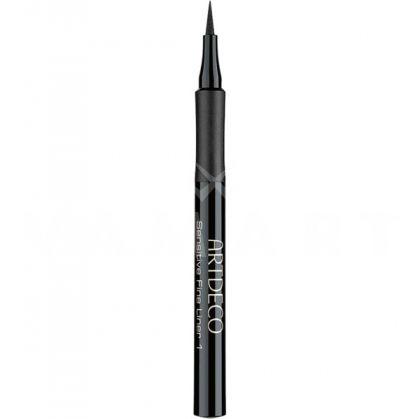 Artdeco Sensitive Fine Liner Очна линия за чувствителни очи 01 black